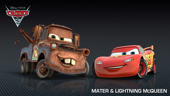 Pixar Cars 2 Characters. Cars 2 character images