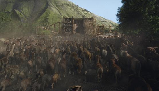 Big Movie Zone Blog » Blog Archive » New images from Noah